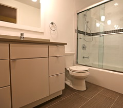 Bathroom Remodeling (A-1 PAM Plastering & Remodeling, Inc.) Tags: inspiration painting bathroom shower design small tiles walls ideas cabinets remodeling