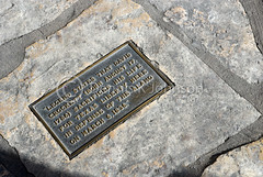 Davy Crockett plaque, Alamo, San Antonio, Texas (dkjphoto) Tags: travel usa tourism museum sanantonio america mexico bowie war catholic texas republic tour unitedstates johnson houston battle tourist historic mexican travis mission northamerica independence alamo fortress siege crockett 1836 santaanna missionsanantoniodevalero battleofthealamo wwwdenniskjohnsoncom denniskjohnson