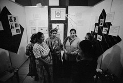 Midwives for Midwives (Area Bridges) Tags: 2002 blackandwhite pentax guatemala mesuper