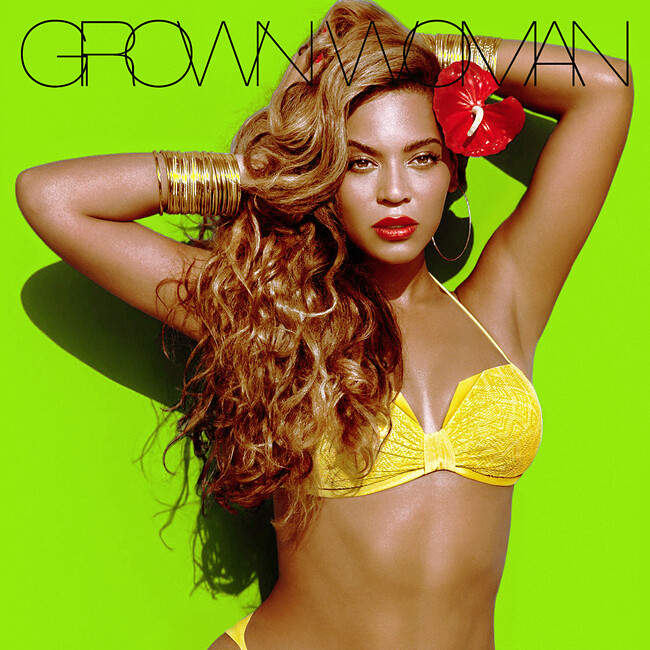 Beyonce grown woman single release — 10
