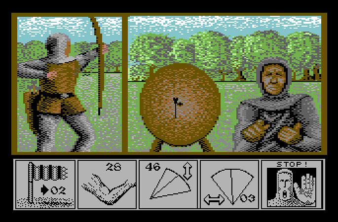 Iron Lord, Commodore 64