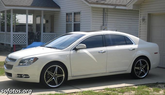 Chevrolet Malibu 2009 Branco