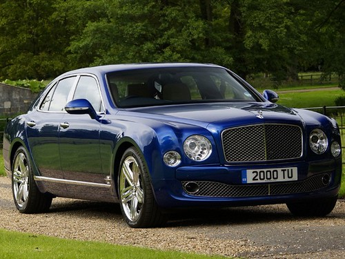 2013 New Bentley Mulsanne