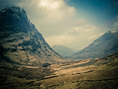 Glen Coe II ({Laura McGregor}) Tags: mountain mountains nature landscape scotland highlands olympus glencoe scottishhighlands explored penep1 gleanncomhan