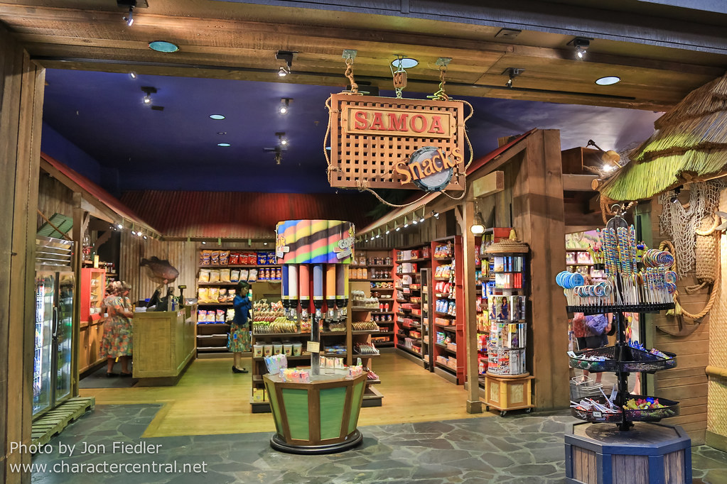 Disney S Polynesian Resort At Disney Character Central