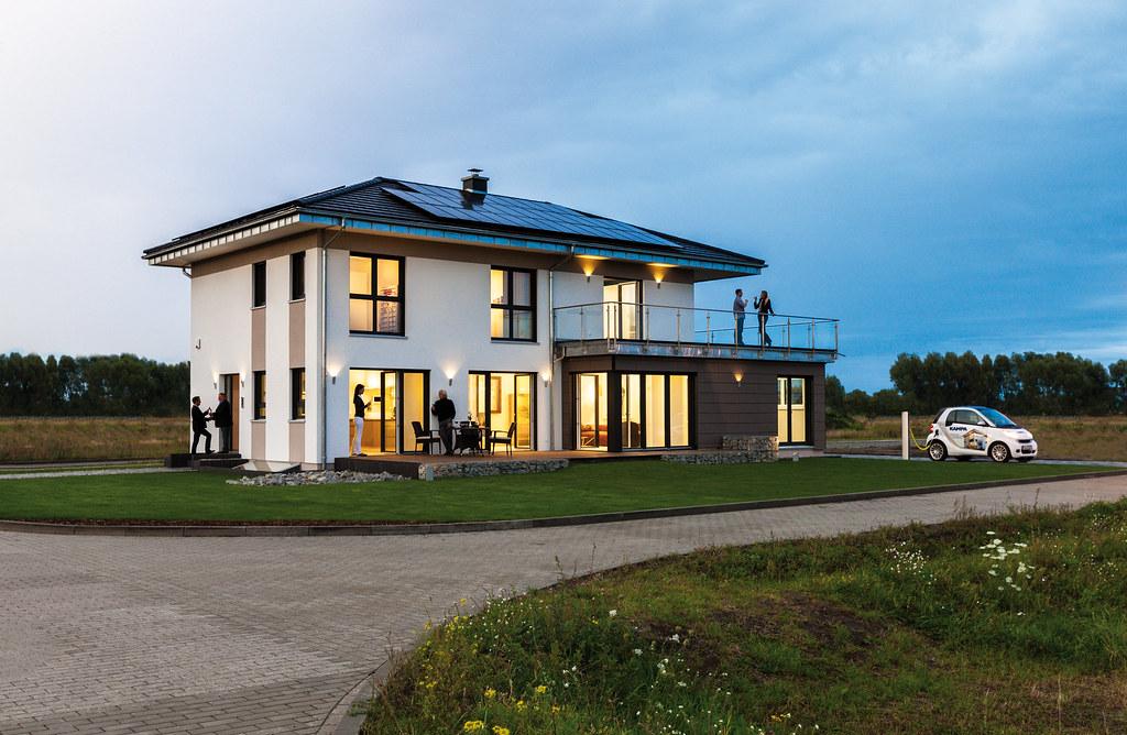 The World's Best Photos of bodenlangefenster and fertighaus ...