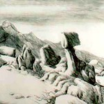 "<b>The North Slope</b><br/> Page, Engraving, LFAC 300, Print<a href=""http://farm9.static.flickr.com/8260/8672824472_49e4101f77_o.jpg"" title=""High res"">∝</a>"