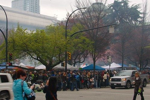 4:20 in Vancouver