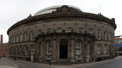 Leeds Corn Exchange (mark_fr) Tags: street city andy st court shopping scott airport corn gate dragon bradford market yorkshire centre leeds bank pauls trinity penny bond klm minerva exchange boules brig infirmary briggate revival
