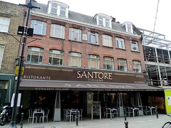 Santore, Clerkenwell, EC1 (Ewan-M) Tags: england london restaurants clerkenwell italianfood italianrestaurant ec1 pizzaexpress londonboroughofislington exmouthmarket rosebery rgl santore italianrestaurants ec1r formerbar needsrglreview barex gbg1991 therosebery