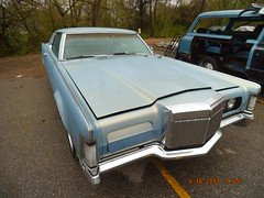 "1969 Lincoln Mark III • <a style=""font-size:0.8em;"" href=""http://www.flickr.com/photos/85572005@N00/8681232530/"" target=""_blank"">View on Flickr</a>"