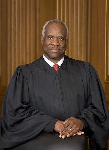 Justice Clarence Thomas, From FlickrPhotos