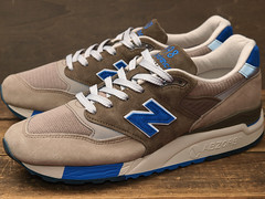 New Balance for J.Crew / M998 [Pebble Blue] (yymkw) Tags: sneaker kicks jcrew newbalance m998