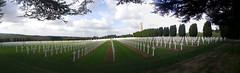 Verdun panorama (chris@durham) Tags: world france cemetery war crosses first graves battlefield verdun