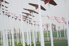 View at the Road (Hosam AL-Hwid) Tags: road light red sky cloud green weather sony 11 saudi arabia exit riyadh a77 hosam alhwid