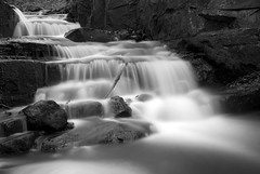 Lumsdale Valley, Matlock Derbyshire...EXPLORED (scott.simpson99) Tags: uk longexposure motion water waterfall movement derbyshire historic explore flowing matlock nikond200 explored lumsdale nd110filter