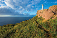 Cape Spear Lighthouse National Historic Site (Newfoundland and Labrador Tourism) Tags: lighthouse tourism newfoundland walking labrador hiking avalon nationalhistoricsite newfoundlandandlabrador newfoundlandandlabradortourism