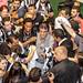 Ronaldinho na Loja do Galo