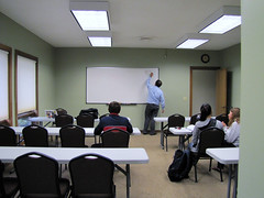 "Large Classroom_8674769347_l • <a style=""font-size:0.8em;"" href=""http://www.flickr.com/photos/66830585@N07/8694783276/"" target=""_blank"">View on Flickr</a>"