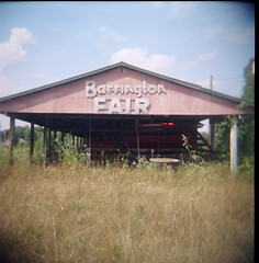 Barrington Fair (sminp) Tags: film holga kodak berkshires portra greatbarrington vc400