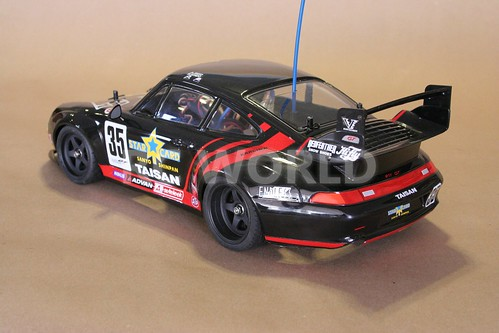 flickriver photoset 39 tamiya 1 10 rc porsche 911 gt2 turbo taisan starcar. Black Bedroom Furniture Sets. Home Design Ideas