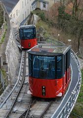 Graz Schlossbergbahn (Neil Pulling) Tags: austria österreich graz steiermark funicular styria seilbahn standseilbahn schlossbergbahn holdinggraz grazschlossbergbahn