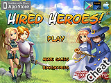 雇傭英雄:修改版(Hired Heroes Cheat)