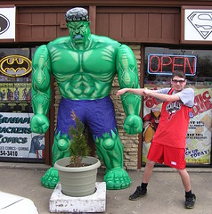 Today is Free Comic Book Day 2013 (Vinny Gragg) Tags: statue comics illinois statues comicbook comicbooks giants marvel marvelcomics plainfield thehulk theincrediblehulk brucebanner plainfieldillinois grahamcrackerscomics roadsideattraction roadsideattractions roadsidestatue roadsidegiants roadsidestatues bigguys roadsideoddities roadsideart template thehulkbrucebanner