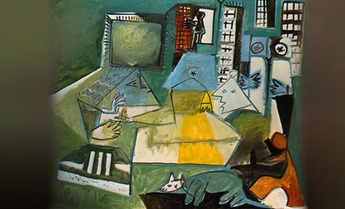 """Meninas, iconósfera de Diego Velazquez (1656), estudio de Francisco de Goya y Lucientes (1778), paráfrasis y versiones Pablo Picasso (1957). • <a style=""""font-size:0.8em;"""" href=""""http://www.flickr.com/photos/30735181@N00/8746859949/"""" target=""""_blank"""">View on Flickr</a>"""