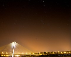 Bridge Theme N25 Toll Bridge Waterford (ShaneMcDonald) Tags: bridge night photography nightshot nightshoot toll newbridge waterford tollbridge cablestaybridge waterfordcity bridgeatnight n25 nightphotoraphy n25bridge n25atnight tollbridgewaterford