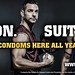 Openly Gay Athletes 'Suit Up' for Official L.A. Condom Campaign