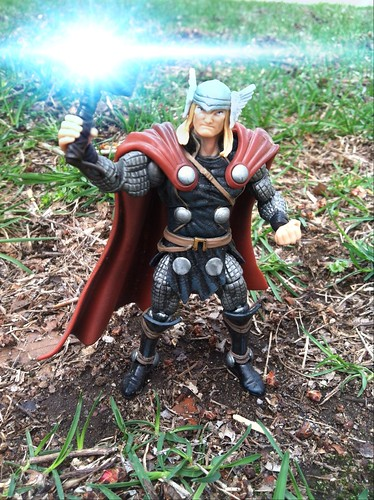 Norse God of Thunder! He is the Son of Asgard, the Mighty Thor!