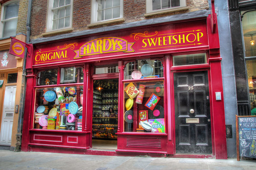 Hardys Sweetshop