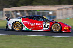 GT Champs (Thunder1203) Tags: speed canon ferrari autoracing gt motorsports coolcars carracing gtchampionship shannonsnationals phillipislandgpcircuit