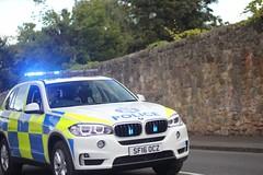 Police Scotland Traffic Car - SF16OCZ - Callsign 'TR04' (_AlanCurran) Tags: sf16ocz x5 bmw tr04 roadspolicing trunkroad traffic policescotland scotland police