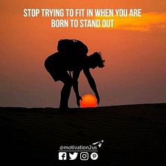 Just born to be amazing ! (motivationalbrand) Tags: motivation inspiration post love best mypost personalbrand