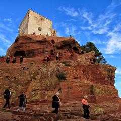 Mare de Du de la Roca (Elena Senao) Tags: marededeudelaroca montroigdelcamp ermita hermitage religion