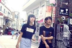 pinky candy (edwardpalmquist) Tags: takeshitastreet harajuku shibuya tokyo japan travel city street urban fashion people girl boy outdoors road