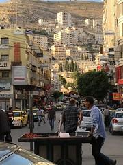 Straenszene Nablus (kbxxus) Tags: palstina