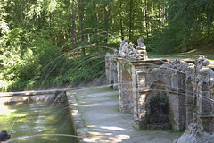 Eremitage Bayreuth-Untere Grotte (Notquiteahuman1) Tags: bayreuth eremitage untere grotte springbrunnen fontne