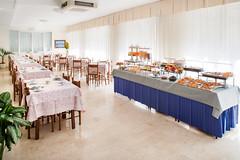Sala colazione 01 (Hotel Curtis Centrale) Tags: alassio ristorante colazione