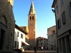 St. Euphemia's Basilica (Marinyu..) Tags: basilicadisantaeufemia basilica grado aquileia explore 119explore shadow light rnyk fny street