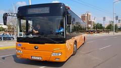 P8311084 (BusMemoriesBulgaria) Tags: yutong zk6126hga bulgaria bus