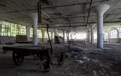Hephaestus Redux (baldran) Tags: abandoned vacant ruin decay factory industrial machinery architecture