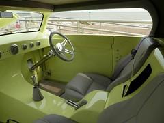 Austin Devon interior (Peter M Garwood) Tags: felixstowe prom nasc streetcar customcar