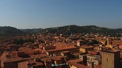terrazzo panoramico San Petronio (Melvintay) Tags: bologna bolognaeisuoicolori bolognaturrita sanpetronio