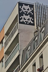 Invader_3113 Paris 13 (meuh1246) Tags: streetart paris paris13 invader spaceinvaders mosaque