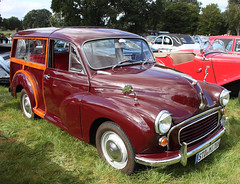 Minor Traveller (Schwanzus_Longus) Tags: tostedt german germany old classic vintage car vehicle uk gb great britain england english station wagon estate break combi kombi morris minor 1000 traveller