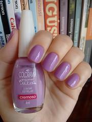 Contar estrelas - Colorama (Mari Hotz) Tags: lils esmalte unha colorama