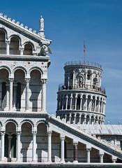 Duomo & Torre (hbothmann) Tags: domturm duomo torre pisa toskana tuscany toscana variosonnar247028za turmvonpisa schieferturmvonpisa piazzadelmiracoli variosonnart282470 a architecture
